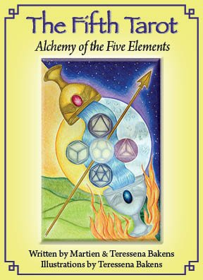 The Fifth Tarot book
